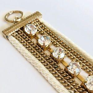 Rhinestone Bling Bracelet